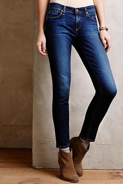Sale alerts for Anthropologie AG Stevie Ankle Jeans - Covvet