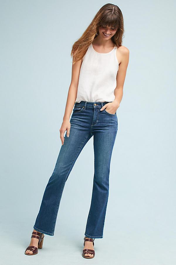 Joe's Provocateur Mid-Rise Bootcut Petite Jeans