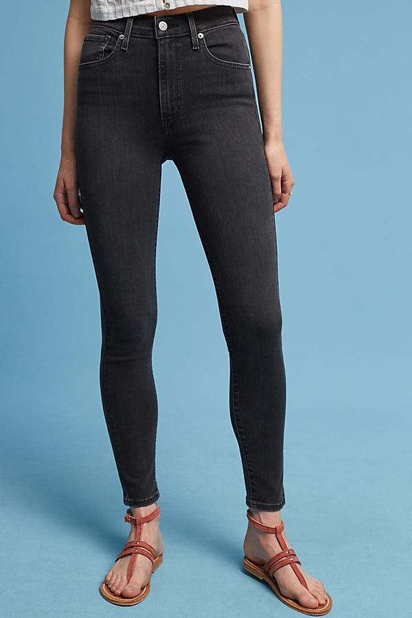 Levi's Mile High Ultra-Skinny Jeans