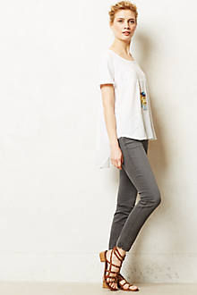 Level 99 Lily Crop Jeans