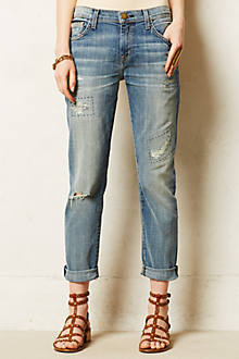 Current/Elliott Fling Boyfriend Jeans