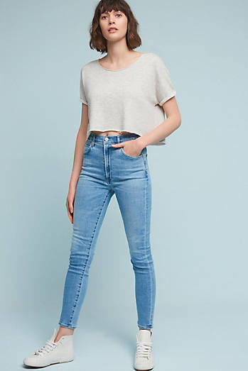 Citizens of Humanity Chrissy Ultra High-Rise Skinny Jeans