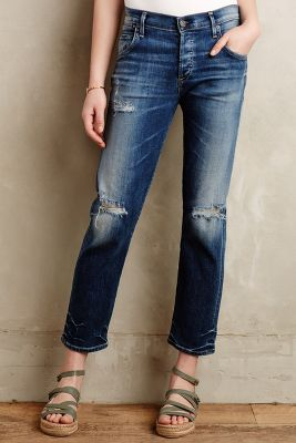 Citizens of Humanity Emerson Boyfriend Ankle Jeans