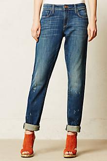 Pilcro Hyphen Destructed Jeans