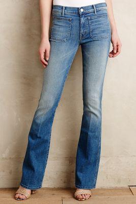 Mother Patch Slacker Jeans