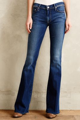Mother Cruiser Flare Jeans