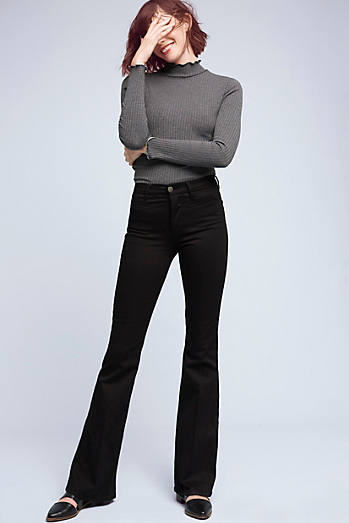 M.i.h Marrakesh High-Rise Slim Flare Jeans