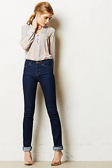 MiH Nouvelle High Rise Straight Jeans