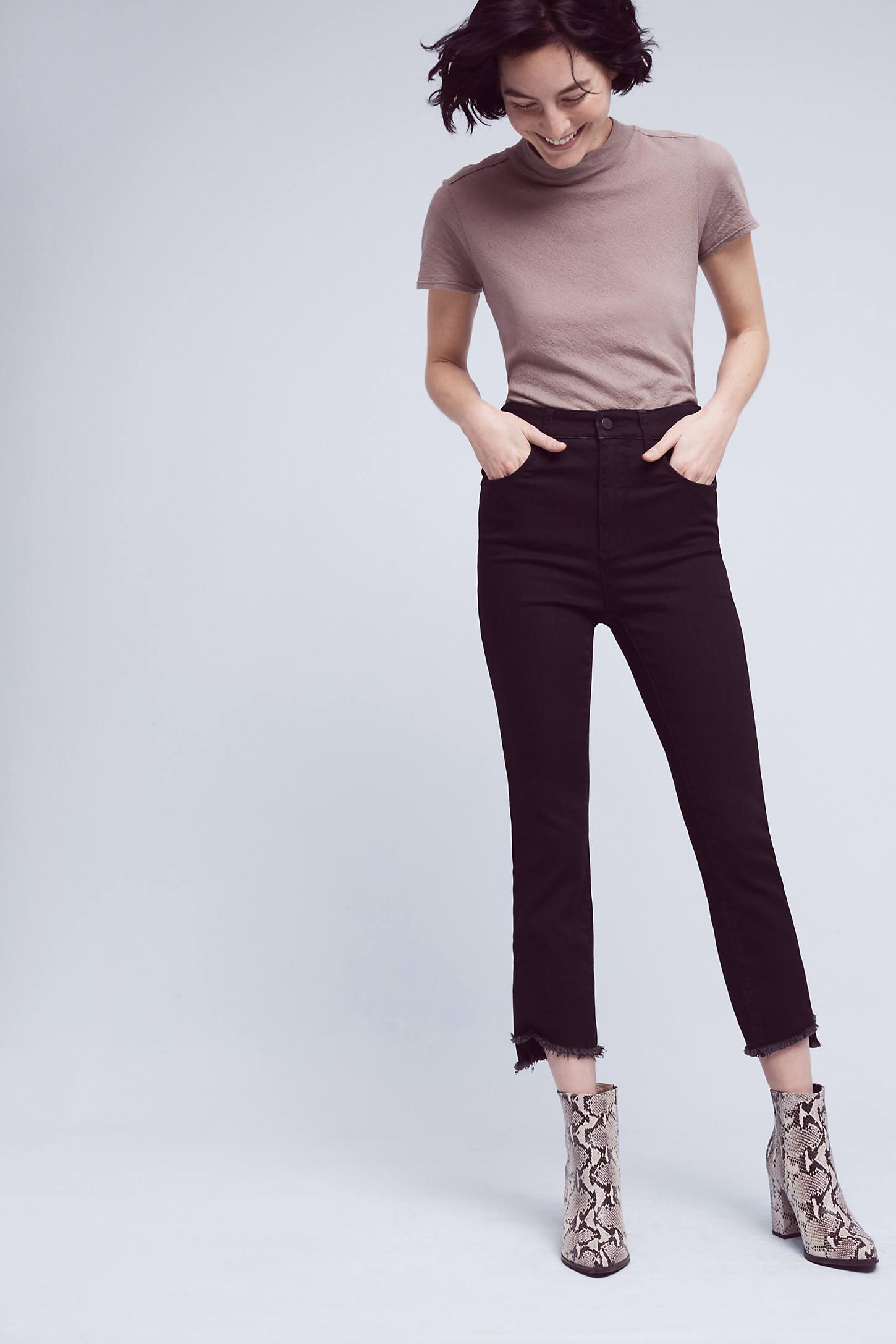 Pilcro Stepper Ultra High-Rise Jeans
