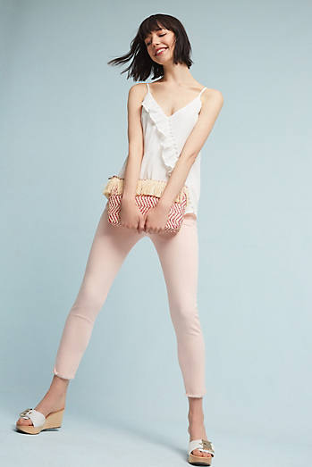 DL1961 Florence Instasculpt Mid-Rise Skinny Ankle Jeans