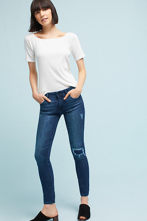 DL1961 Emma Low-Rise Power Legging Jeans