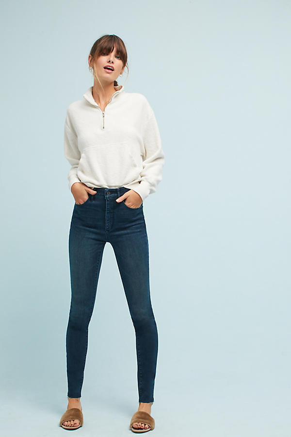 Pilcro Ultra High-Rise Skinny Jeans