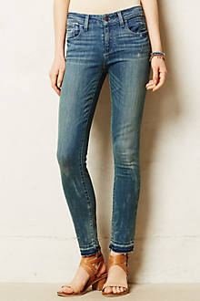 Pilcro Stet Ankle Fray Jeans