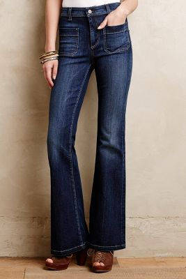 Pilcro Superscript High-Rise Flare Jeans