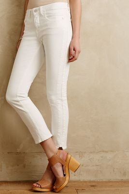 Pilcro Stet Cropped Jeans