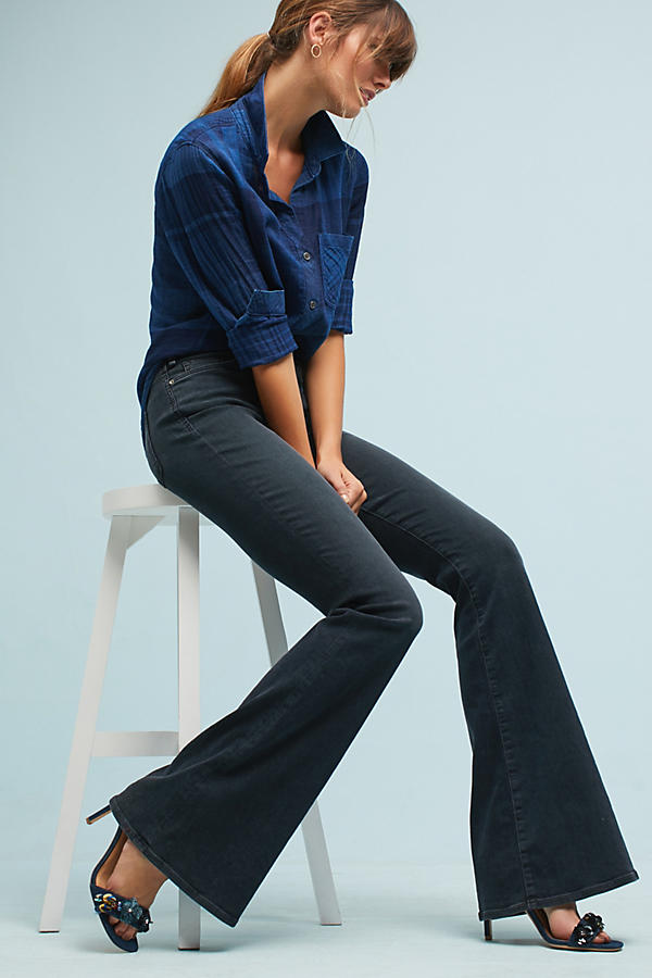 McGuire Majorelle Mid-Rise Flare Jeans