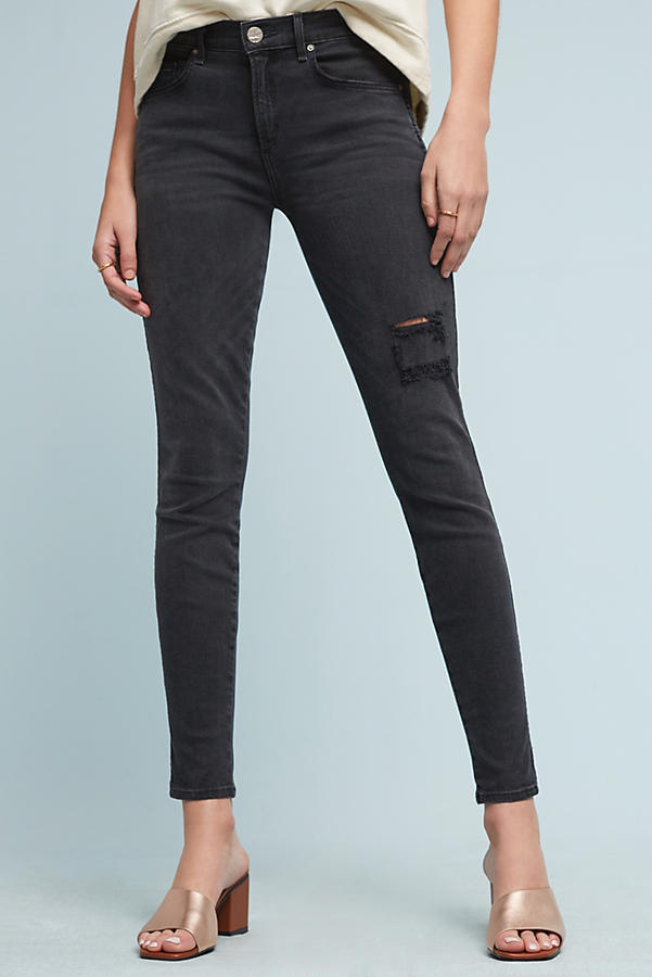 McGuire Newton Mid-Rise Skinny Ankle Jeans