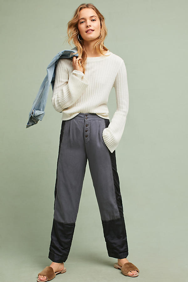 Hunter Button-Front Trousers