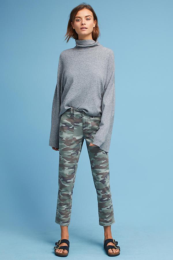 Cropped Surplus Pants
