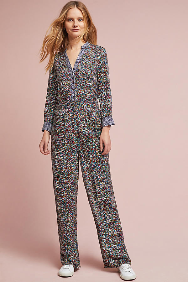 Christene Silken Jumpsuit