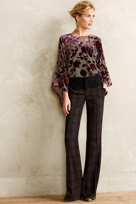 Flecked Brighton Trousers