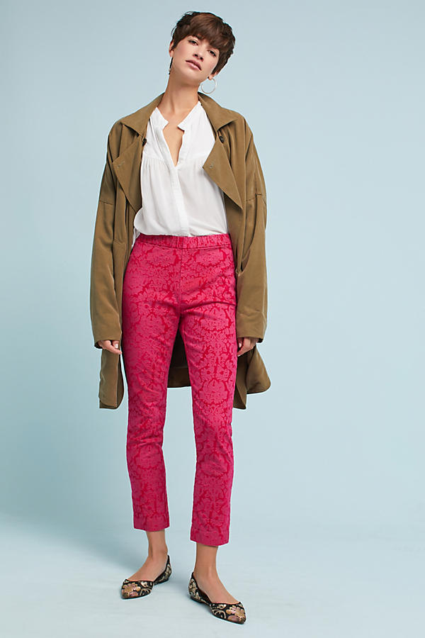 The Essential Cropped Skinny Trousers