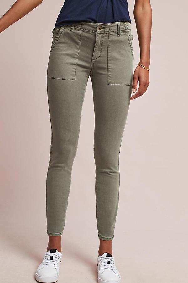 Slim Utility Cargo Pants