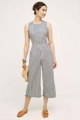 Sailor Stripe Jumpsuit (Click to Search!)