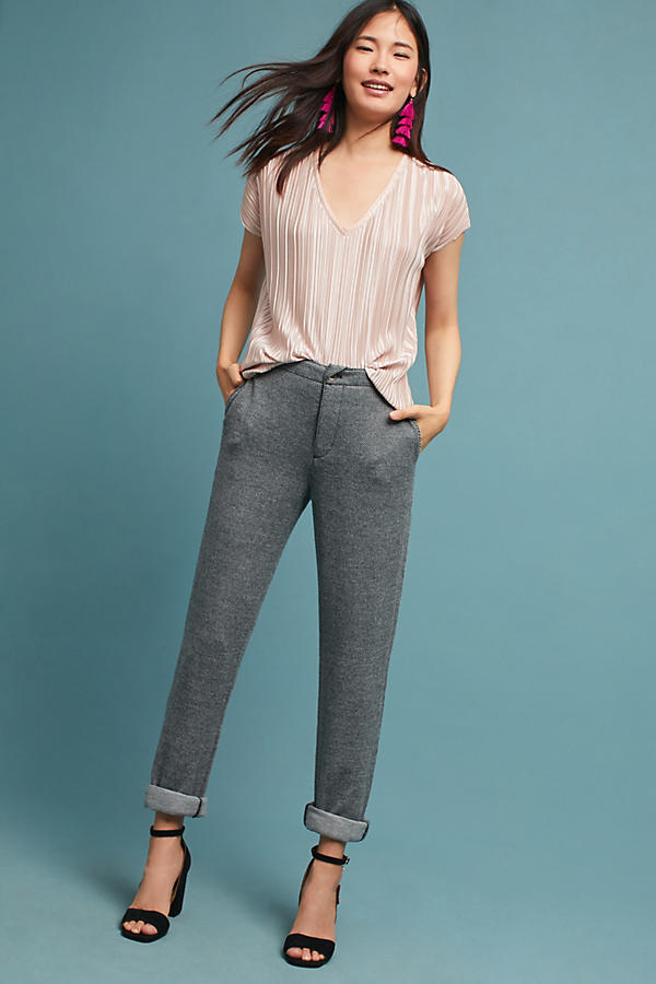 Burlington Knit Trousers