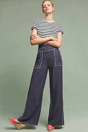 Sailor Wide-Legs