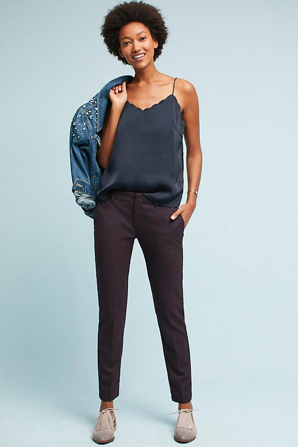 Lizzy Jacquard Trousers