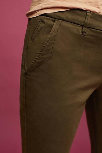 Sandy Chino Trousers