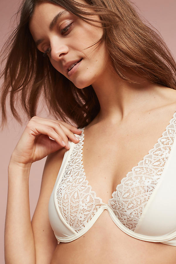 Touche Wire V-Back Bra