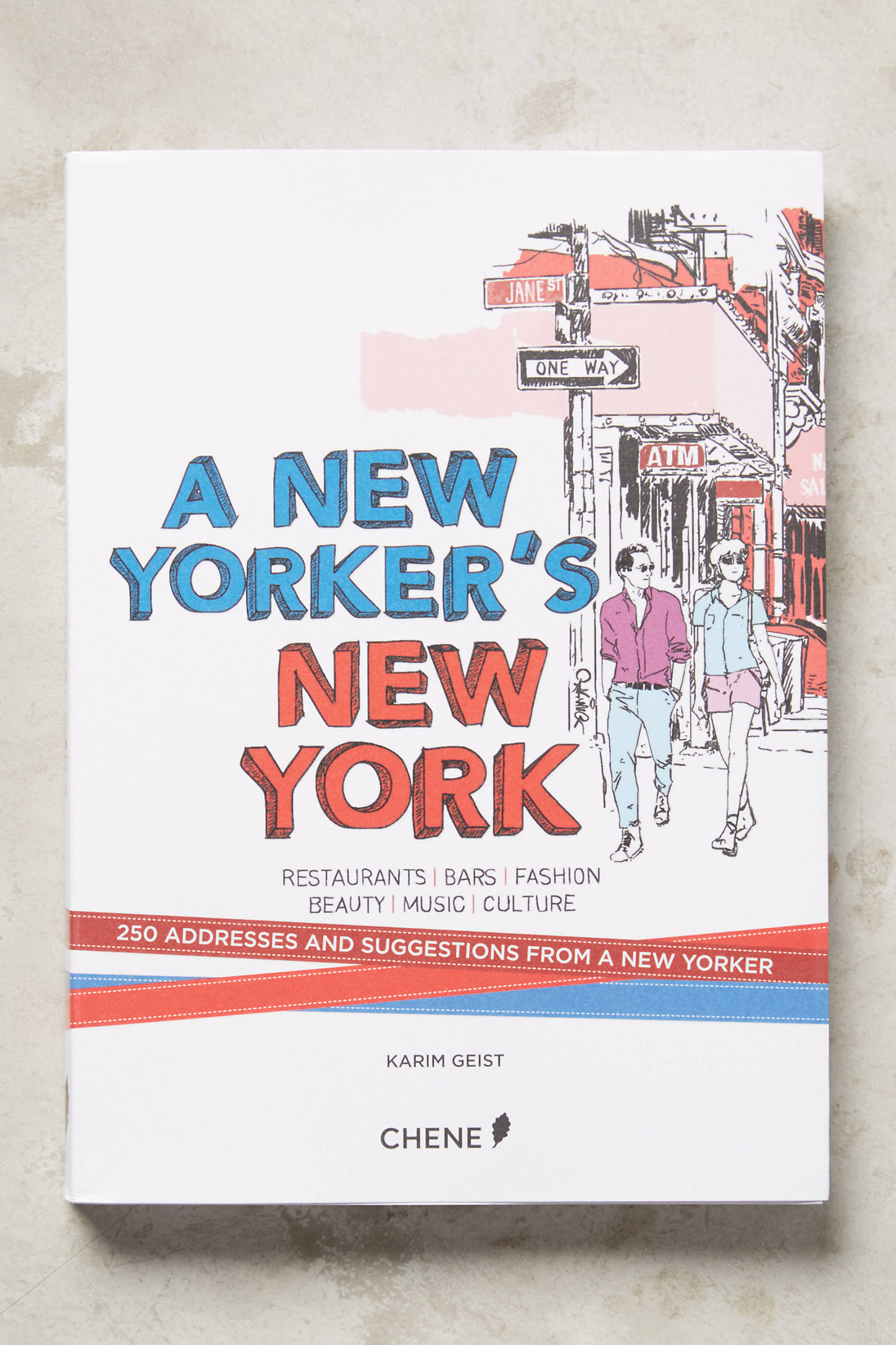 A New Yorker's New York