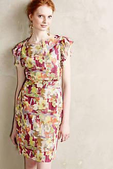 Petal Impressions Dress