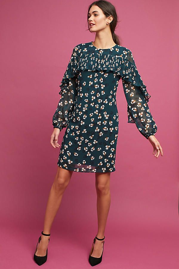 Addington Ruffled Dress