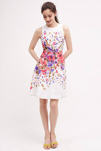 Scattered Posy Dress