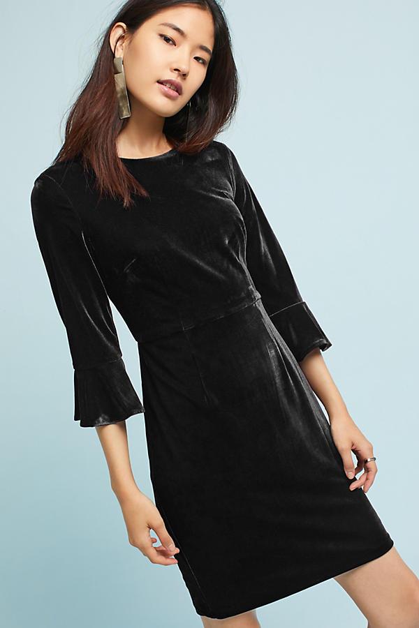 Dionysia Velvet Dress