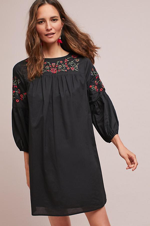 Skylar Embroidered Dress