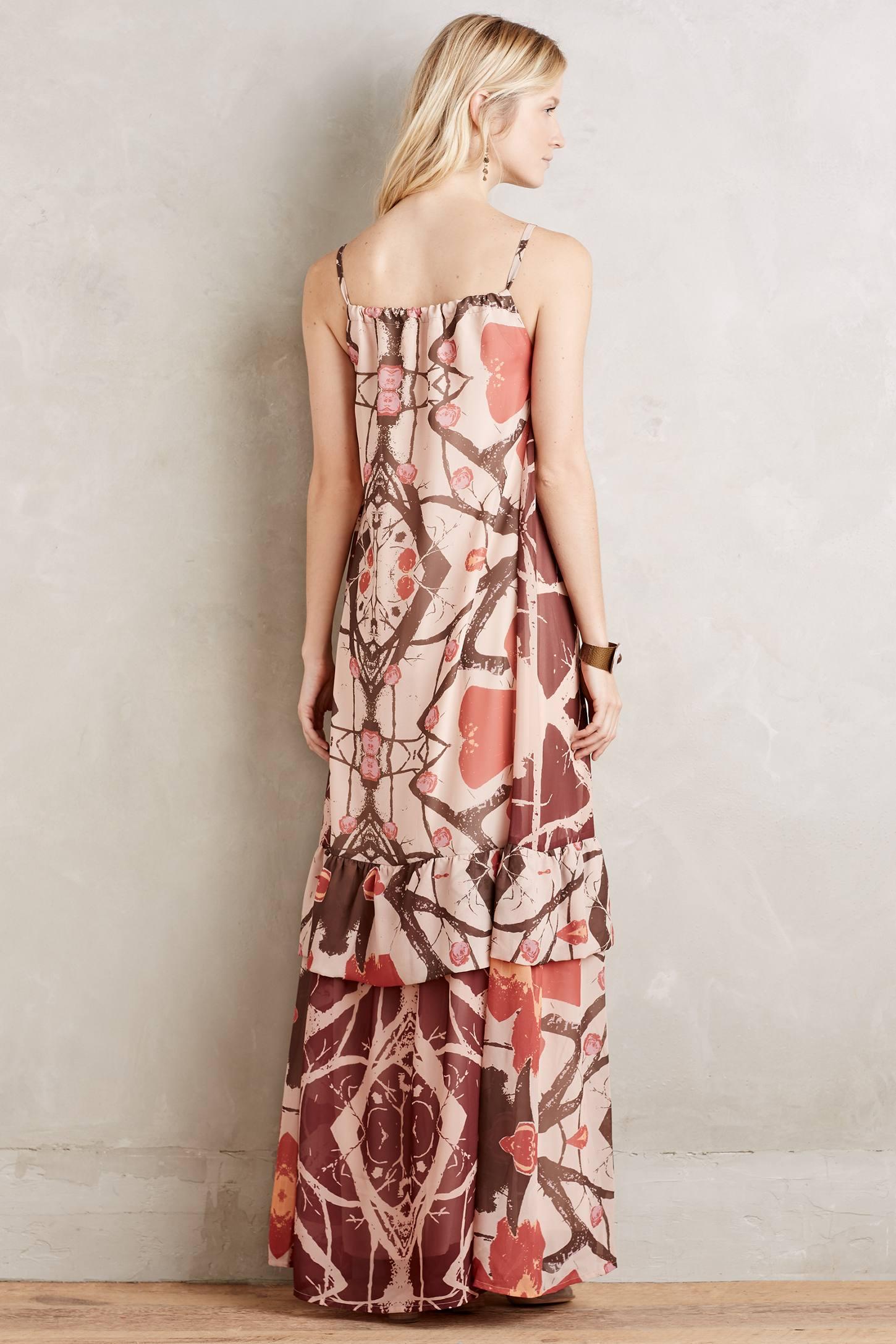 Circium Maxi Dress