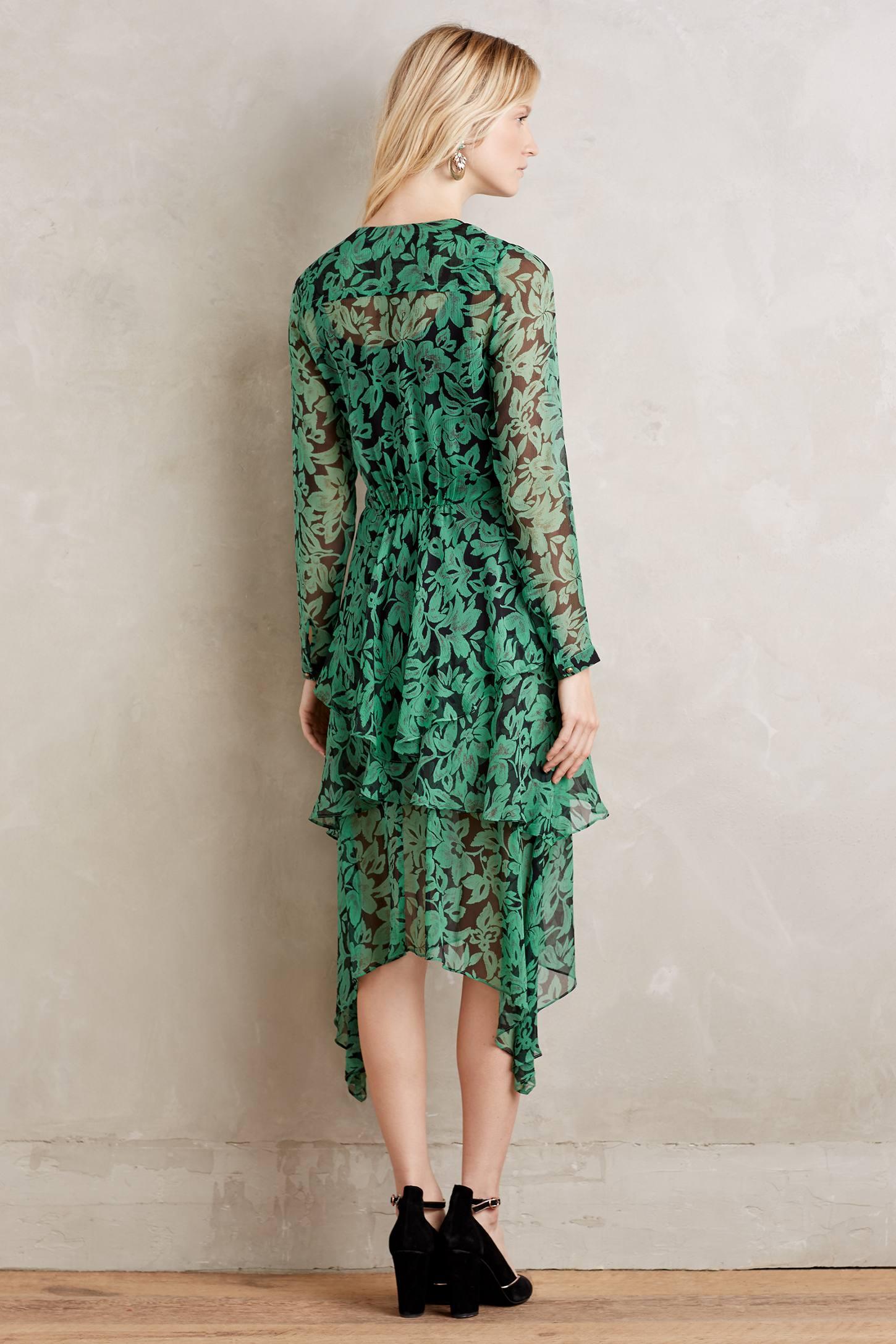 Meralda Silk Dress