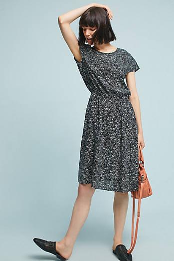 Jenel Printed Dress