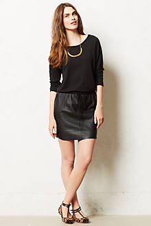 Brava Vegan Leather Dress