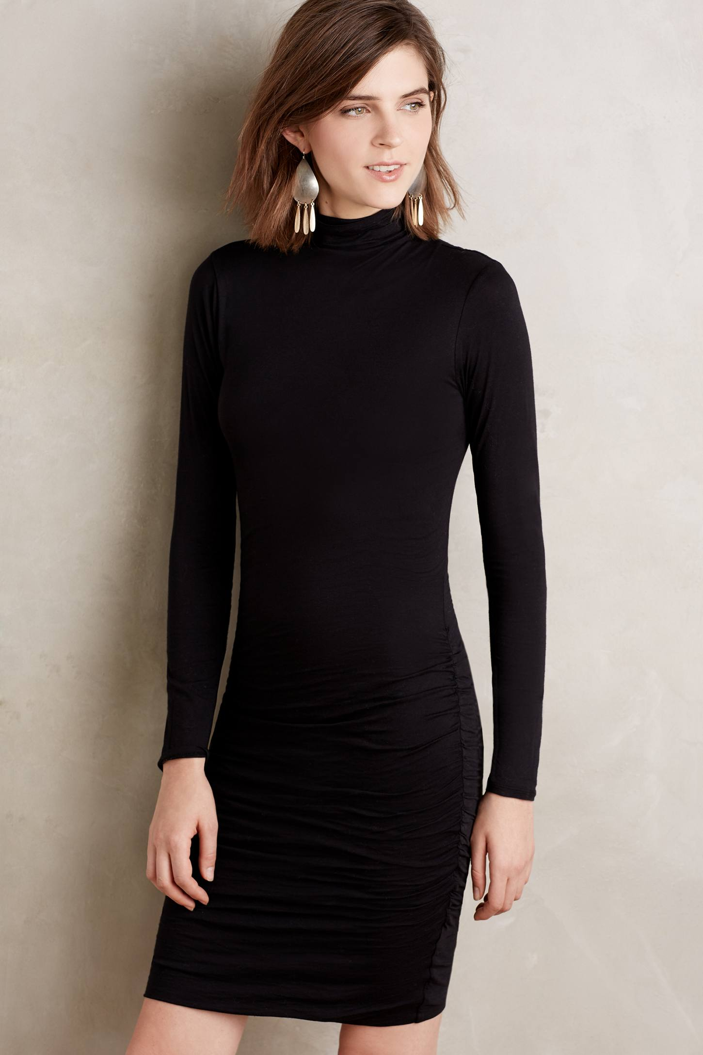 Adair Turtleneck Dress