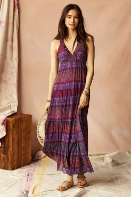 Rubus Maxi Dress