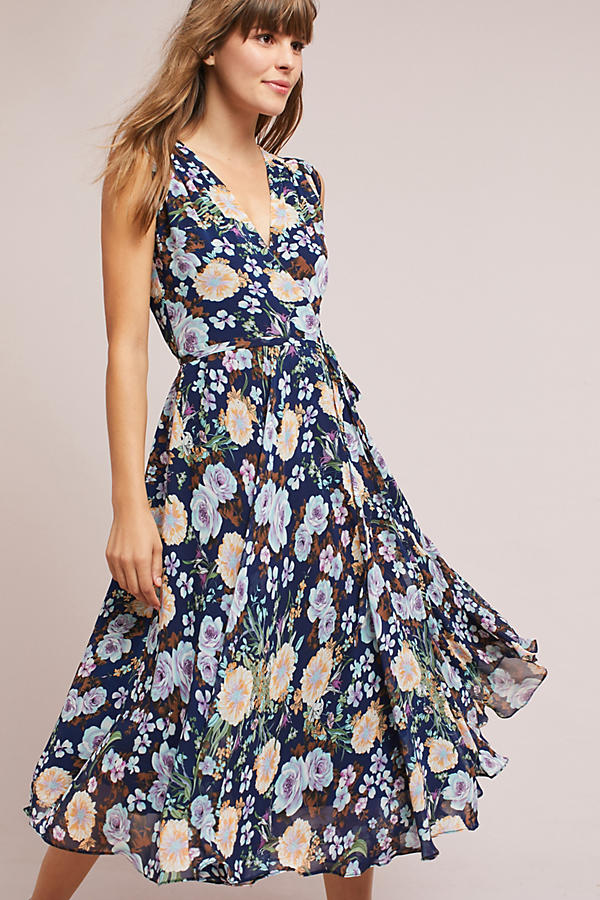Bouquet Midi Dress