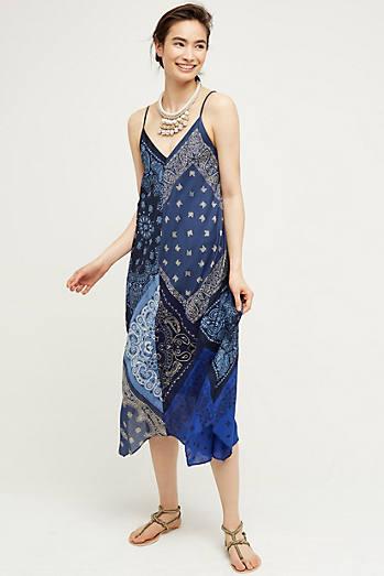 Bandana Midi Dress