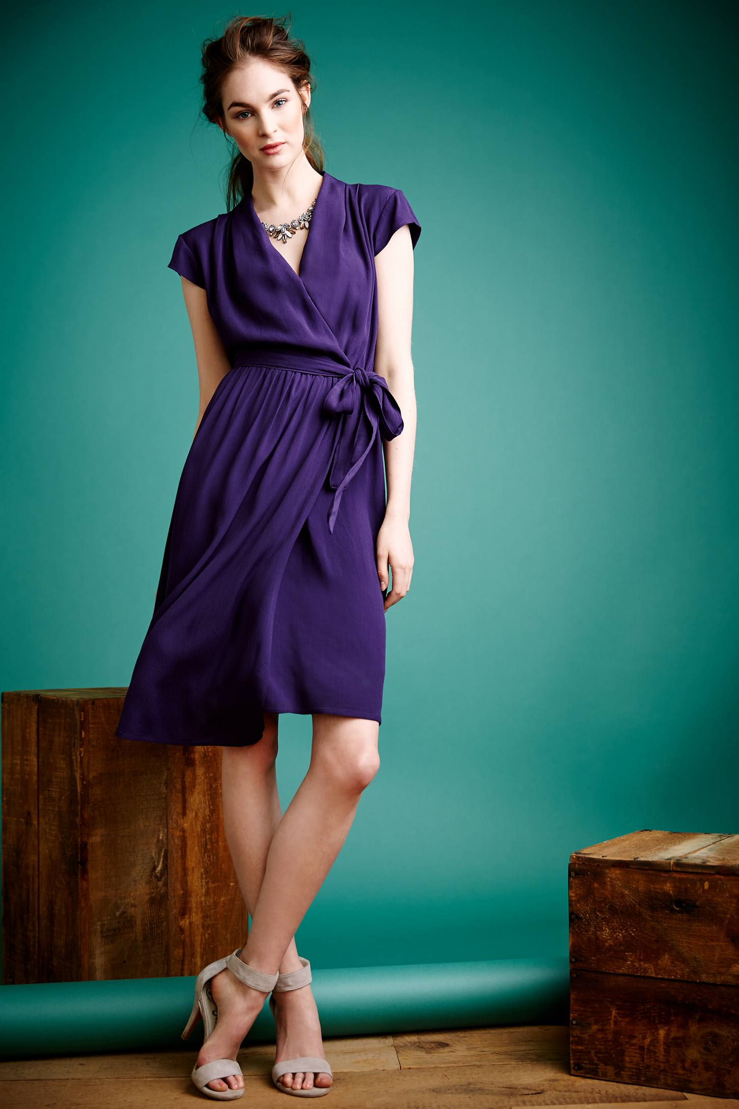 e67cbe541a8e Maeve Noronha Wrap Dress Various Colors and Sizes NW ANTHROPOLOGIE ...