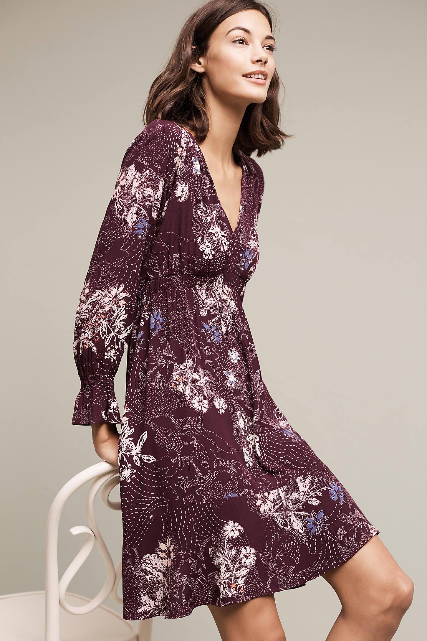 Monaco Tiered Dress
