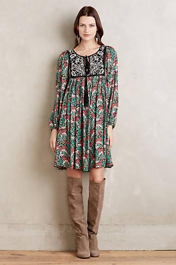 Ottava Peasant Dress